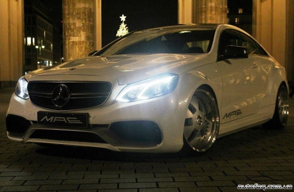 MAE Mercedes-Benz E63 Coupe