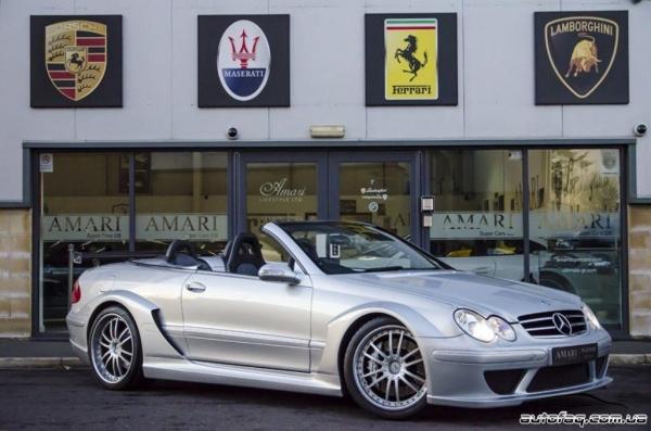 Продаётся Mercedes CLK DTM AMG Convertible