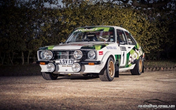 Ford Escort Mk2 RS1800 Group 4 1977