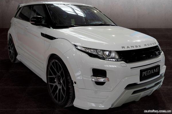 Pedami Motors Range Rover Evoque