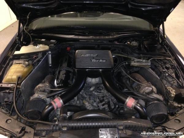 Koenig Specials Mercedes-Benz 560 SEC Twin-Turbo