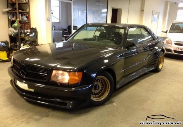 Продаётся Mercedes 560 SEC Koenig Specials
