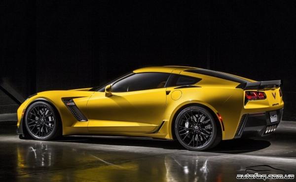 Chevrolet Corvette Z06 C7 2015