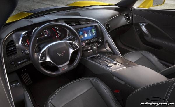 Chevrolet Corvette Z06 C7