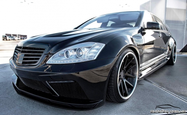 Prior Design Mercedes-Benz S-Class