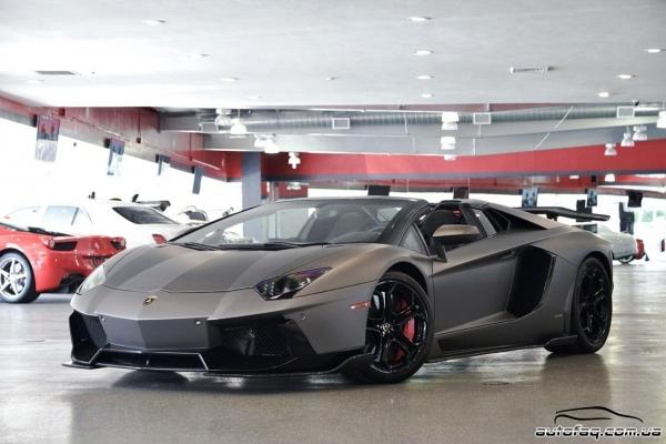 Продаётся Liberty Walk Lamborghini Aventador Roadster