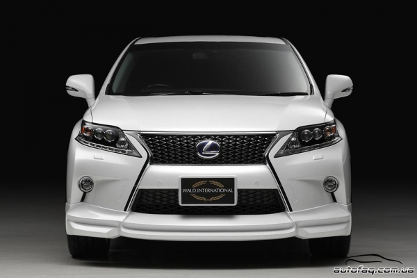Wald International Lexus RX F Sport