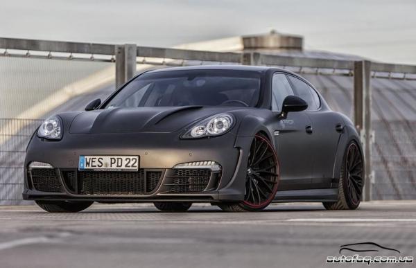 Porsche Panamera Prior600 WB