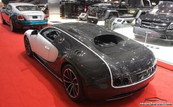 Mansory Veyron Vivere