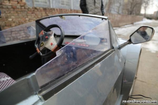китайская Lamborghini