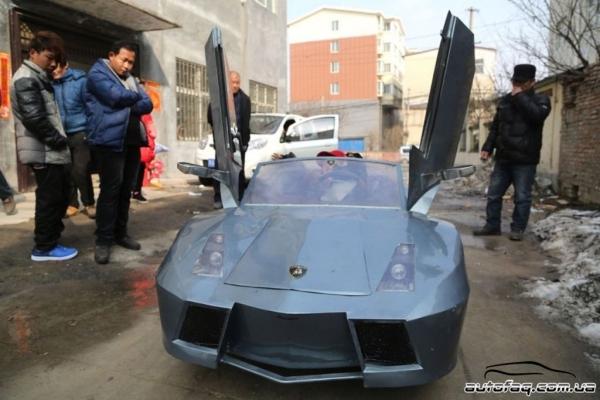 миниатюрная Lamborghini