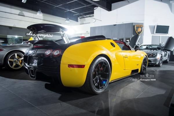 Bugatti Pierre Veyron Grand Sport
