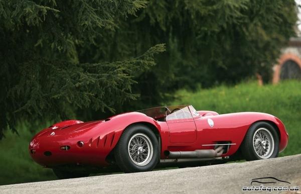 Maserati 450S Prototype 1956