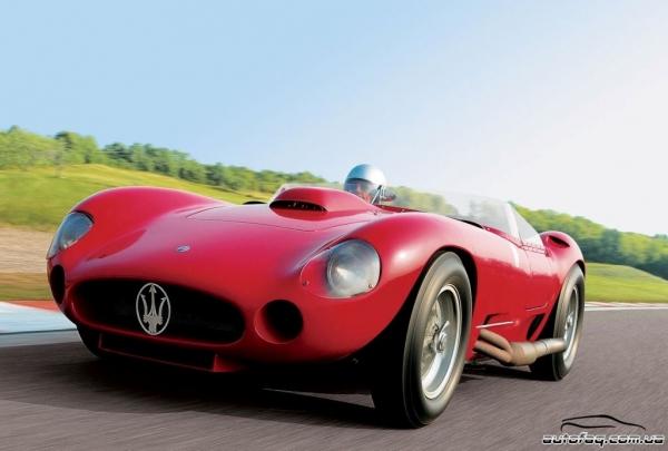 Продаётся Maserati 450S Prototype