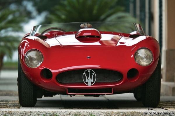 продаётся Maserati 450S