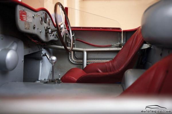 Maserati 450S 1956