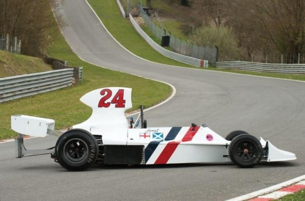 Hesketh 308 1974
