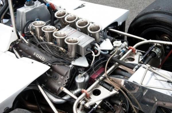 двигатель Hesketh 308