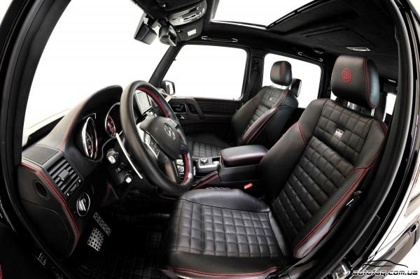 Продаётся Brabus G65 800 iBusiness