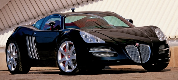 Jaguar BlackJag Concept Fuore Design