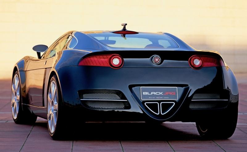 97380072 Продаётся Jaguar Blackjag Concept / Новости / Autofaq ...